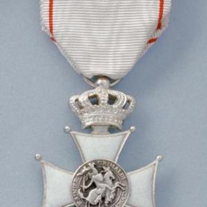 Anvers Insigne Chevalier de l'ordre des Grimaldi